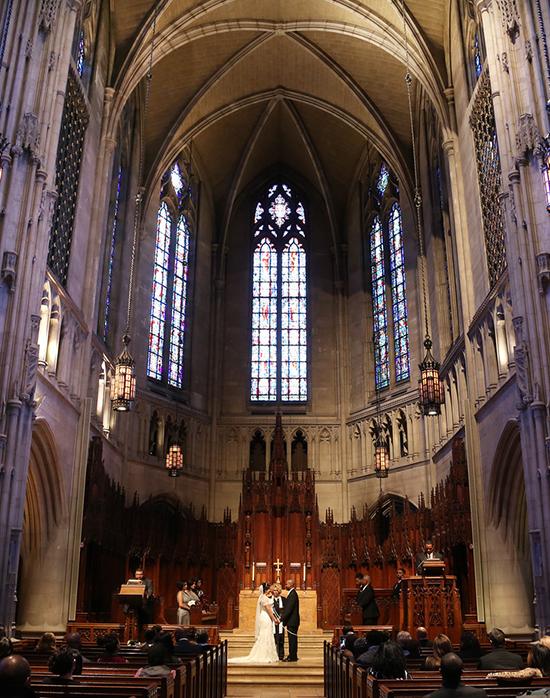 Pittsburgh wedding photography Heinz Chapel