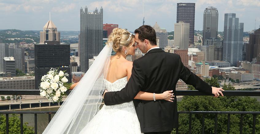 Pittsburgh Wedding Photography - Mt. Washington