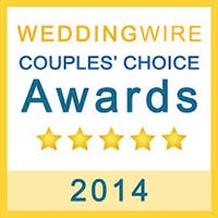 Pittsburgh Wedding DJ - 2014 Couples' Choice Award