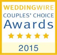 Pittsburgh Wedding DJ - 2015 Couples' Choice Award