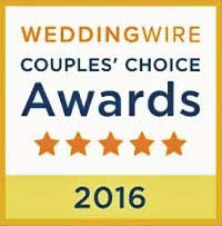 Pittsburgh Wedding DJs - 2016 Couples Choice Award